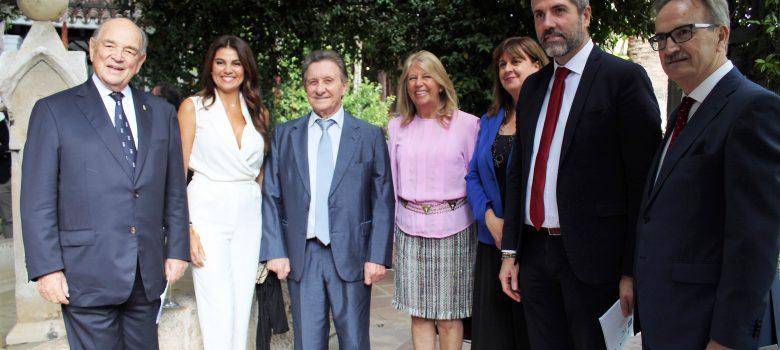 Santiago de Marbella, II Socio de Honor de La Carta Malacitana